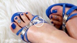 shoejob video in high heels